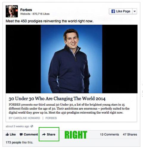 Facebook Edge rank is dead! (3/5)