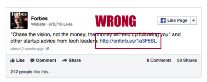 Facebook Edge rank is dead! (2/5)